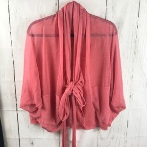 Anthropologie Angels of The North Airborne Cardi m